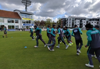 Pakistan Tour Ireland and England