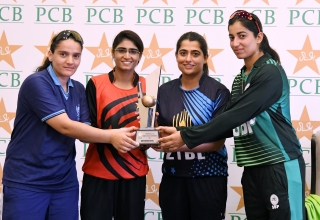 Departmental T-20 Women's Cricket Championship 2018