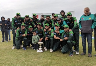 Pakistan tour Scotland 2018