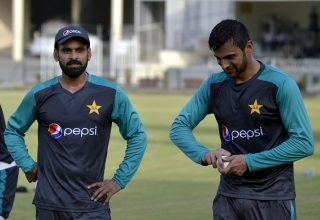 Pakistan team camp for Zimbabwe tour