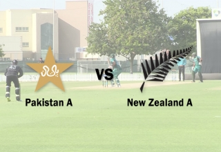 Pakistan A vs New Zealand A in UAE 2018/19