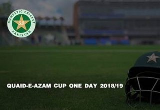 QUAID-E-AZAM CUP ONE DAY 2018-19