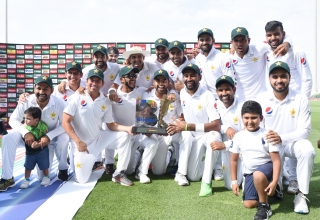 Pakistan vs Australia in UAE 2018/19