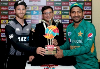 Pakistan vs New Zealand in UAE 2018/19