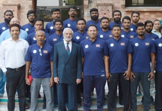 Maldives Cricket Team tour to Pakistan