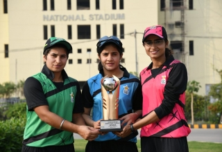Triangular One Day Women Cricket Tournament 2018