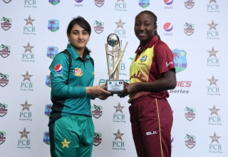 ICC Women's Championship : Pakistan Women vs Windies Women in UAE 2019