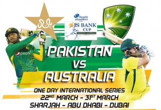 Pakistan vs Australia in UAE 2019