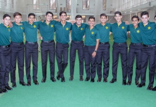 Pakistan Under-16s tour of Bangladesh 2019