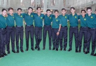 Pakistan Under-16s tour of Bangladesh 2019