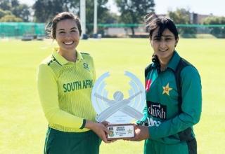 Pakistan Women Tour to South Africa 2019