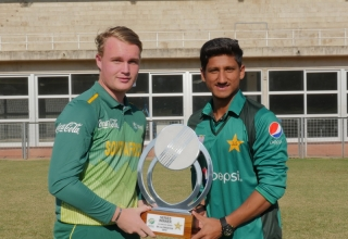 Pakistan Under-19s tour of South Africa 2019