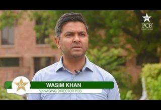 PCB MD Wasim Khan confident of an MCC team visiting Pakistan
