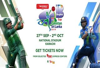 Sri Lanka tour to Pakistan 2019/20