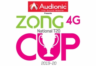 Audionic Presents Zong 4G National T20 Cup 2019-20