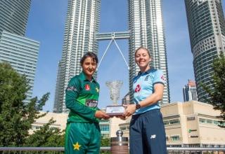 Pakistan Women vs England Women in Malaysia 2019/20