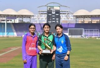 National Triangular T20 Women's Cricket Championship 2019/20