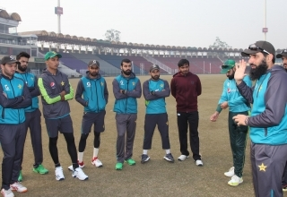 Bangladesh tour of Pakistan 2019/20