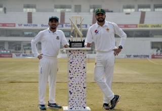 Bangladesh tour of Pakistan 2019/20