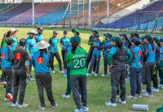National Women's High Performance Camp at the NSK