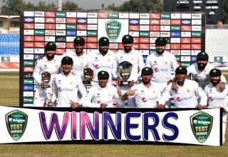 South Africa tour to Pakistan 2020/21