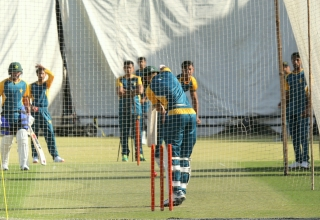 Pakistan U19 team camp at GSL, Lahore