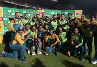 Pakistan tour to South Africa 2020/21