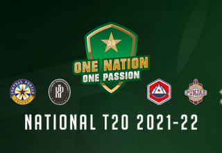 National T20 2021/22
